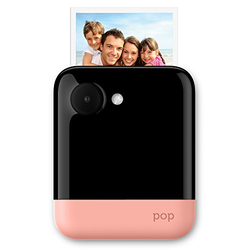 "Polaroid POP 3x4"" Instant Print Digital Camera with ZINK Zer"