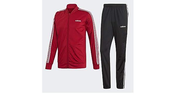 adidas MTS B2bas 3s C Tracksuit, Hombre: Amazon.es: Deportes y ...