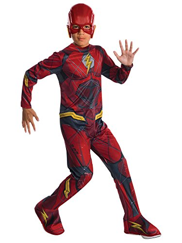 Rubie's Justice League Child's The Flash Costume, Medium ()