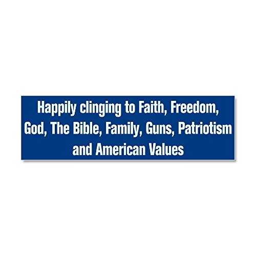 CafePress - Anti Obama Car Magnet 10 x 3 - Car Magnet 10 x 3, Magnetic Bumper Sticker