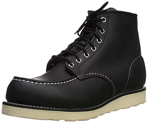 uomo Red Red Wing Wing Casual Casual Nero uomo O6Y6nz