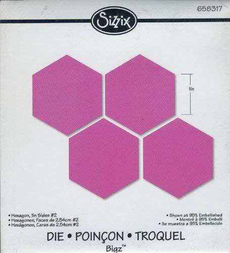 Sizzix Bigz Die Hexagonaux