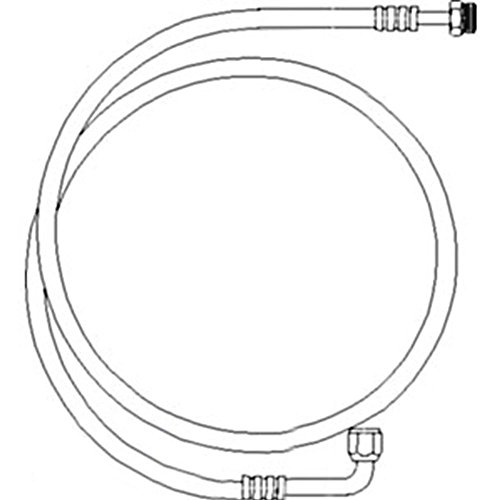 Amazon Com 70268467 New Condensor Line Made To Fit Allis Chalmers