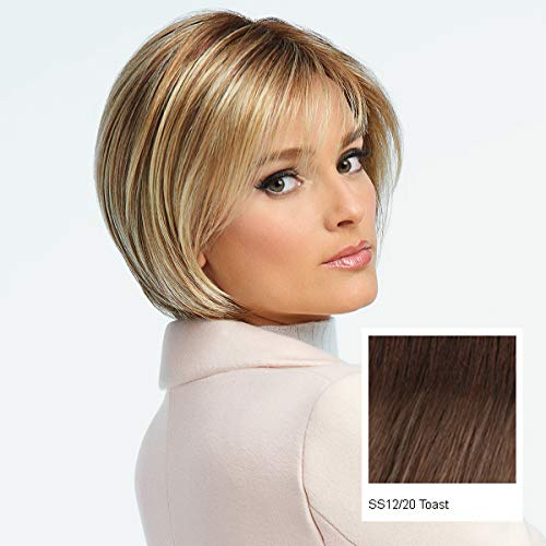 (Hairdo Wig Raquel Welch Collection Hairpiece, Classic Cool, Ss12/20)