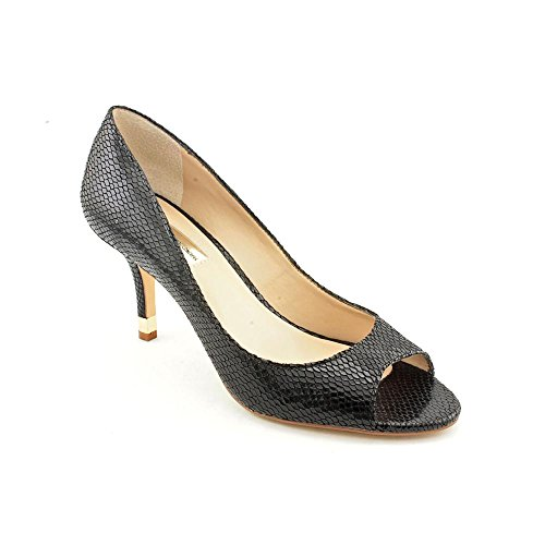 M Peep International 8 Deidra Concepts Women's US Pump Toe Inc Black gztqxwq