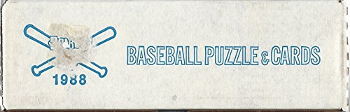 - 1988 Donruss Baseball Cards Complete Factory Set (660 Cards Including Barry B...