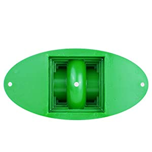 Pro Stunt Scooter Stand for Wheel 100 -125mm Pro Stunt Scooter (green)