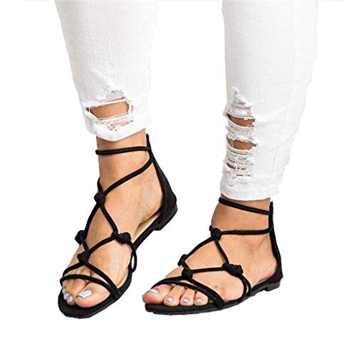 Best Woman Shoes On Sale Casual!melupa Ladies Summer Casual Big Size Flat Beach Sandals Roman Shoes