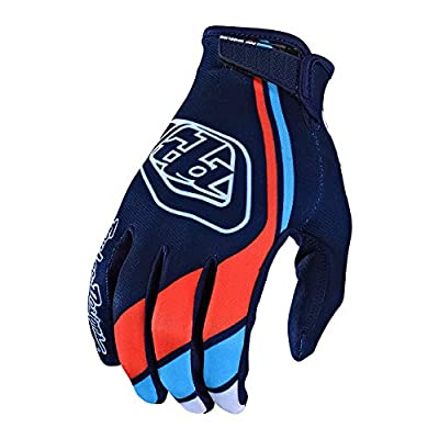 Troy Lee Designs Men's Offroad Motocross Seca Air Glove (Small, Dark Navy): Automotive
