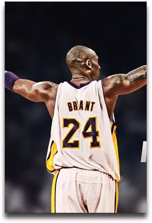 Kobe Bryant Wallpaper Custom Poster 20 X 30 Amazon Ca Home Kitchen