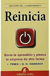 Descargar gratis Reinicia: Borra Lo Aprendido Y Piensa La Empresa De Otra Forma en .epub, .pdf o .mobi
