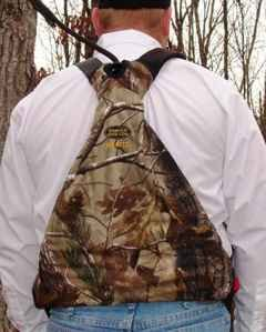 UPC 893157002214, Mountaineer Sports Big Boyz Rescue One CDS Hunting Safety Harness System, Mossy Oak Treestand