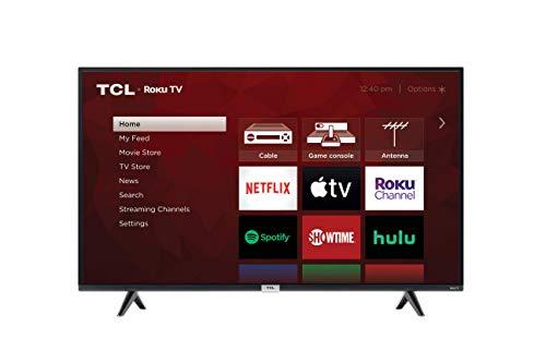 TCL 43-inch 4K UHD Smart LED TV – 43S435, 2021 Model