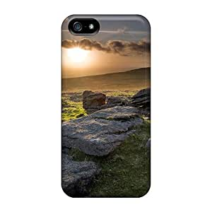 pragmatic For SamSung Note 2 Phone Case Cover - Eco-friendly Retail Packaging(sunset Over Scottish Hills)