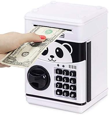 Highttoy - Caja fuerte para monedas electrónicas para niños ...