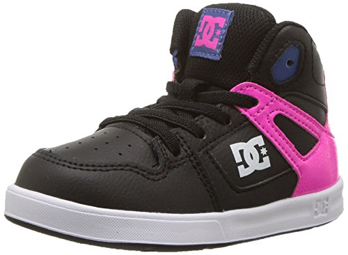 Mixte DC rose Shoes noir DCREBOUND Adulte Rebound UL nIwUrqxBI