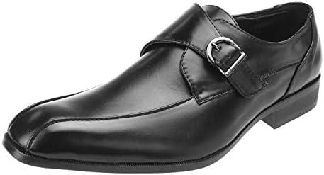 20種類から選ぶ ビジネスシューズ メンズ モンクストラップ ダブルストラップ ロングノーズ フェイクレザー ウィングチップ 紳士靴 BZB005