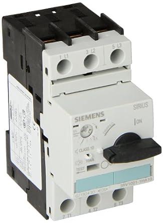 Siemens A14 26 : siemens 3rv1021 1ha10 manual starter and enclosure open type 5 5 8 fla adjustment range ~ Frokenaadalensverden.com Haus und Dekorationen