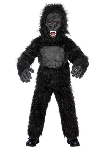 Big Boys' Gorilla Costume - M]()