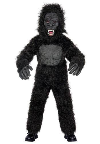 Big Boys' Gorilla Costume Small (4-6)