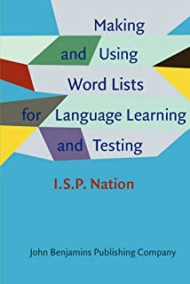 Amazon researching vocabulary a vocabulary research manual making and using word lists for language learning and testing fandeluxe Choice Image