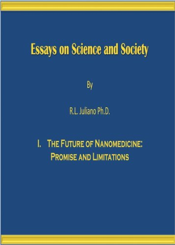 The Future Of Nanomedicine Promises And Limitations Essays On  The Future Of Nanomedicine Promises And Limitations Essays On Science  Technology And Society