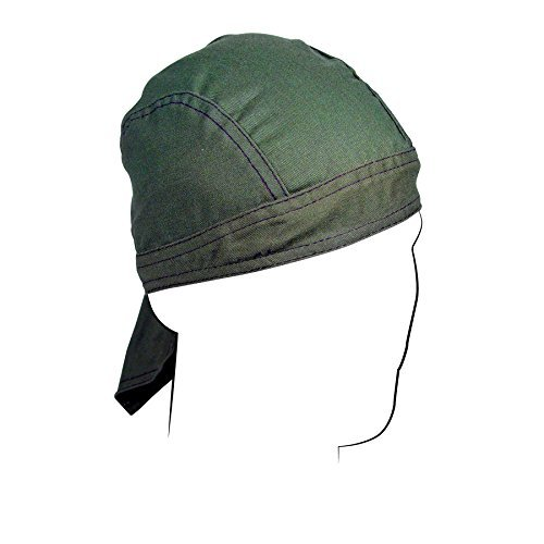 ZANheadgear Cotton Flydanna (Multi, One Size) (Olive Drab) Style: Olive Drab, Model: Z200C, Outdoor&Repair - Tie Cotton Flydanna
