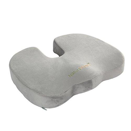 NaturaWell Orthopedic Comfort Seat Cushion