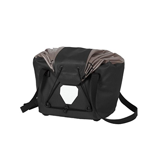 Ortlieb Rear Basket 15L Black Saddle bag - Ortlieb Saddlebag