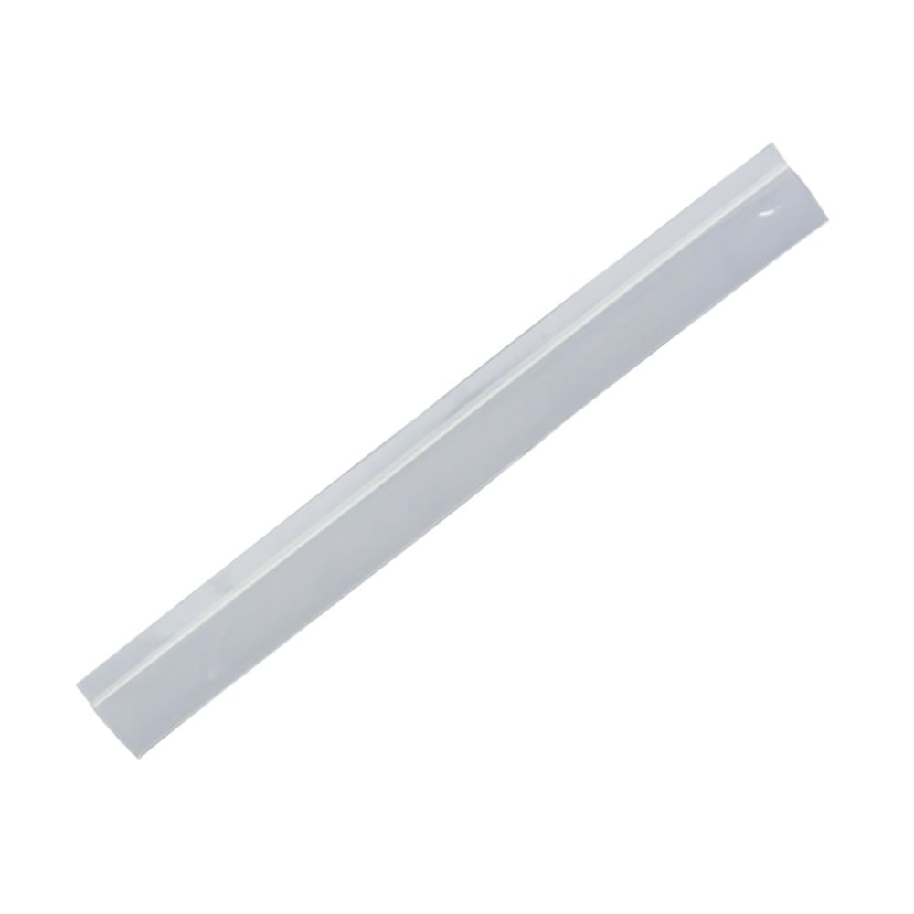 """One (1) - Range Kleen Silicone Counter Gap Cover - Clear- 20"""""""