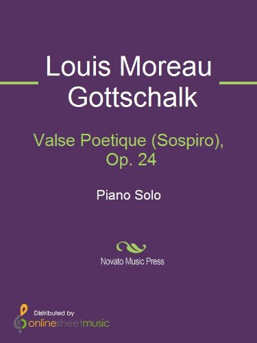 Valse Poetique (Sospiro), Op. 24