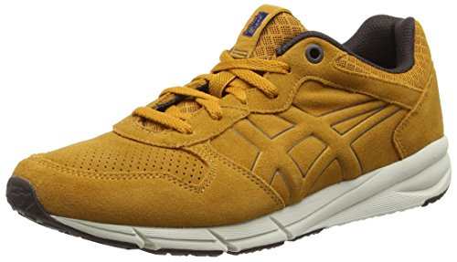 ASICS Shaw Runner, Zapatillas Unisex adulto Canela (Tan 7171)