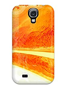 Protection Case For Galaxy S4 / Case Cover For Galaxy(fractal Abstract Other)