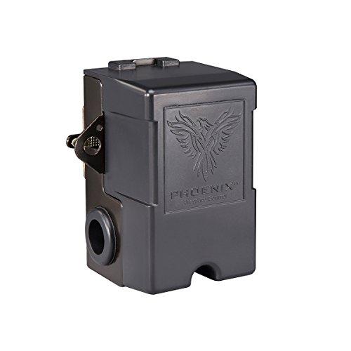 Phoenix 69MB7 95/125 PSI 1-Port Air Compressor Switch (Furnas type)