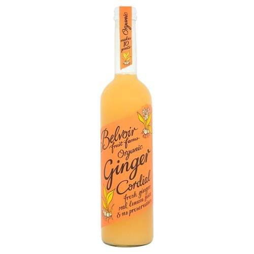 Belvoir Fruit Farms - Cordials - Organic Ginger - 500ml