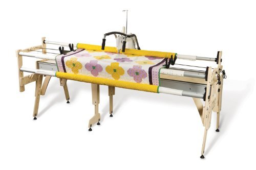 Grace Gracie Queen Sewing Quilting Frame For Quilting Machine: Elna 7100 by Grace quilt frame