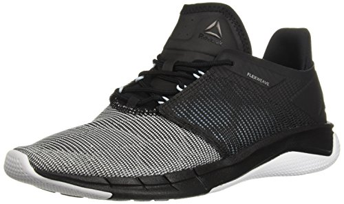 Higher collar for extra ankle support  Utilizes Reebok s innovative  Flexweave ... 74d7aa204