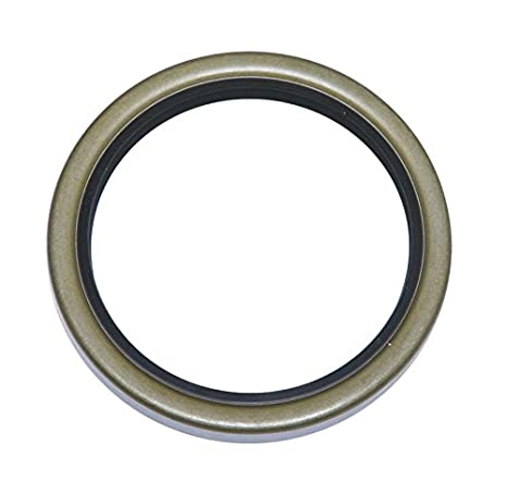 Buna Rubber //Carbon Steel Oil Seal TC Type O-Ring Depot 15192TC-BX NBR