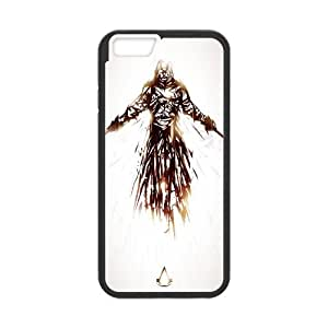 Assassin'S Creed Syndicate iPhone 6 Plus 5.5 Inch Cell Phone Case Black yyfabc-392215