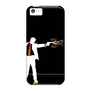 New Design On RqYEmLJ689dQViN Case Cover For Iphone 5c