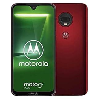 Motorola Moto G7 Plus XT1965 Single-SIM 64GB (GSM Only, No CDMA) Factory Unlocked 4G/LTE Smartphone - International Version (Viva Red)