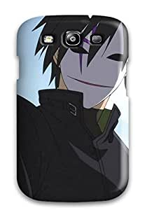 Fashionable Style Case Cover Skin For Galaxy S3- Hei Darker Than Black