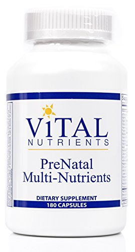 Vital Nutrients - PreNatal Multi-Nutrients - Women's Multi-V