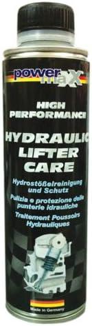 Hydraulic Lifter Care Additiv Zur Reinigung Und Schutz Der Hydraulik Steine 300 Ml Bluechem Powermax Auto