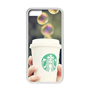 SANYISAN Magical Starbucks design fashion cell phone case for iPhone 5C