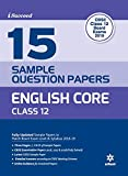 15 Sample Question Papers English Core Class 12th CBSE