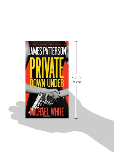 The 8 best james patterson private down under 10