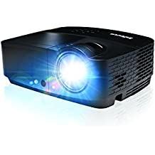 InFocus Corporation IN119HDx 1080p DLP Projector, HDMI, 3200 Lumens, 15000:1 Contrast Ratio, 3D