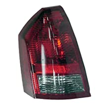 TYC 11-6126-00 Chrysler 300 Driver Side Replacement Tail Light Assembly