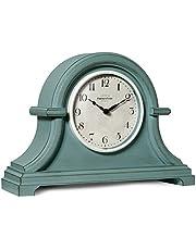 PresenTime & Co Vintage Farmhouse Table Clock Series Napoleon Mantel Clock